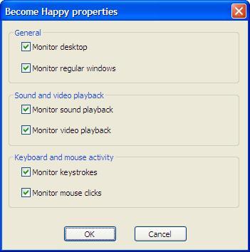 Capture d'écran Become Happy