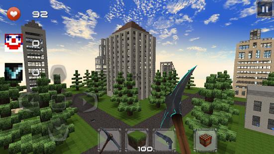 Capture d'écran City Craft 2: TNT