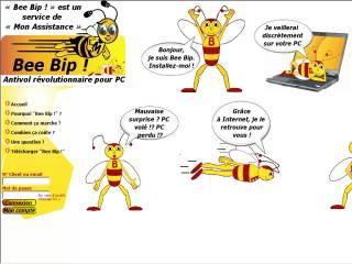 Capture d'écran Bee bip !