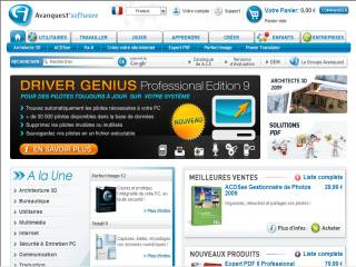 Capture d'écran PDF-to-HTML