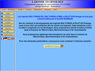 Capture d'écran PILOT CN Fraisage