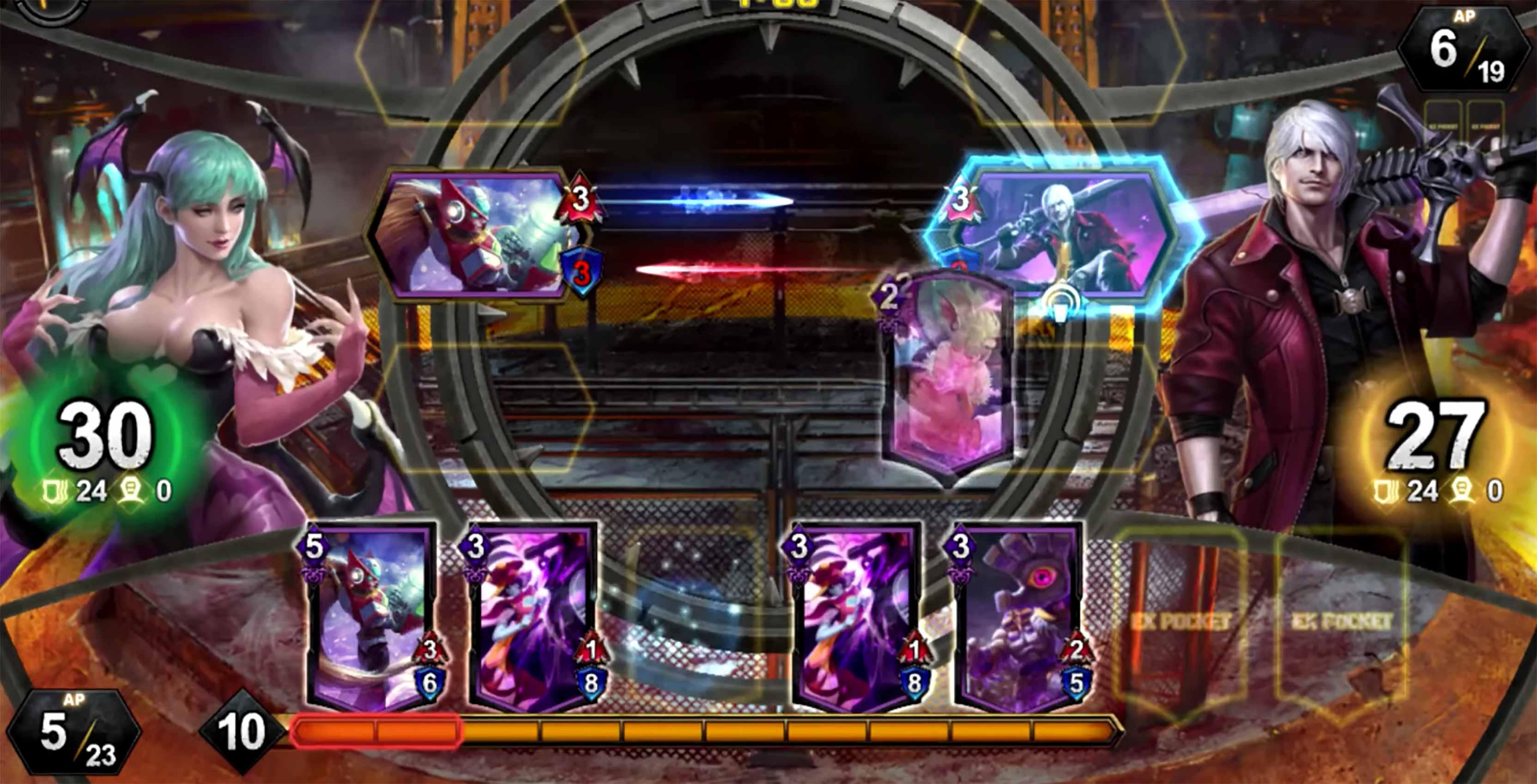 Capture d'écran Capcom Project Battle Android