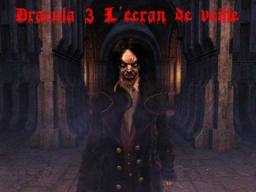 Capture d'écran Dracula 3 : la voie du Dragon Screen Saver
