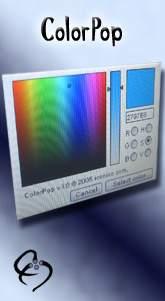 Capture d'écran ColorPop