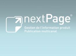 Capture d'écran NextPage