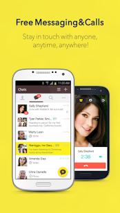 Capture d'écran KakaoTalk: Free Calls