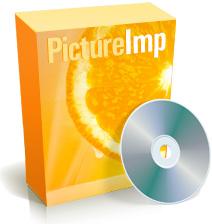 Capture d'écran PictureImp