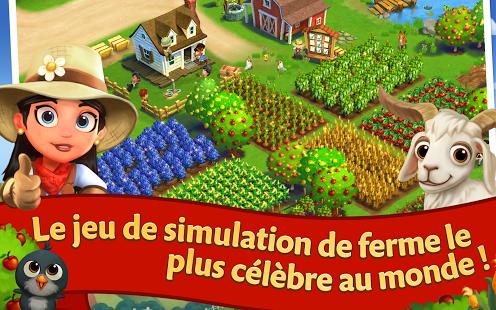 Capture d'écran Farmville 2 : Escapade Rurale Android