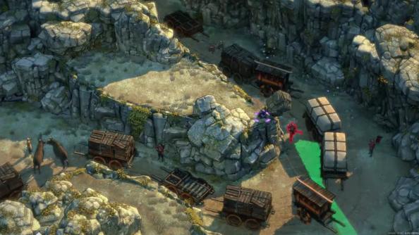 Capture d'écran Shadow Tactics: Blades of the Shogun