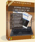 Capture d'écran Super Fiches Techniques