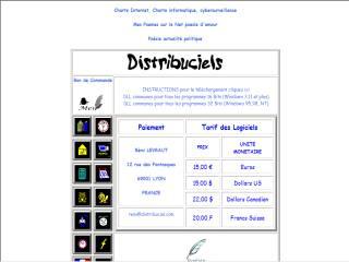 Capture d'écran Codes Postaux