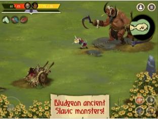 Capture d'écran Yaga iOS