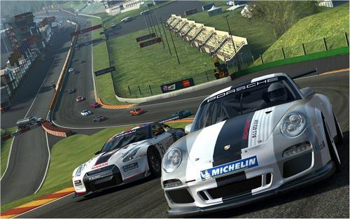 Capture d'écran Real Racing 3 Android