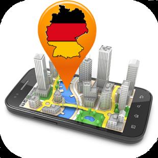 Capture d'écran Karten und Navigations 3D
