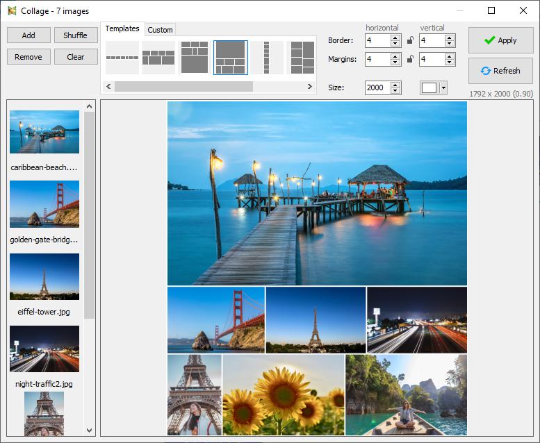 Capture d'écran Light Image Resizer
