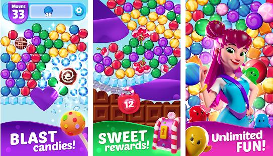 Capture d'écran Sugar Blast Android