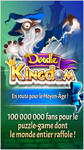 Capture d'écran Doodle Kingdom