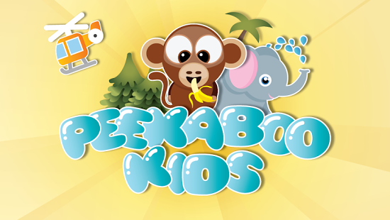 Capture d'écran Peekaboo Kids – Free Kids Game