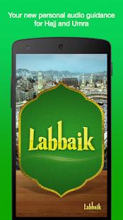 Capture d'écran Labbaik: Audio Hajj
