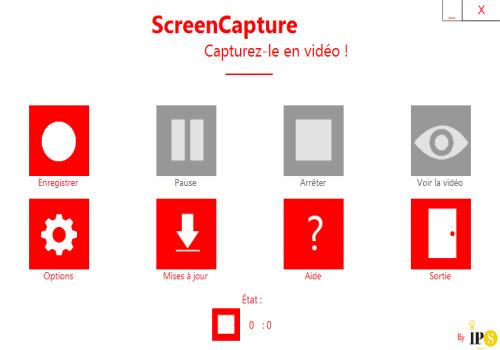 Capture d'écran ScreenCapture 1.0.0
