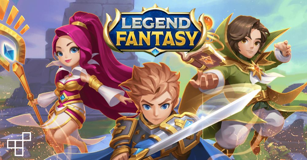 Capture d'écran Legend Fantasy IOS