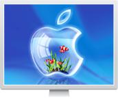 Capture d'écran nfsAquariumApple
