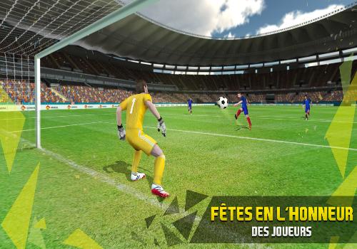 Capture d'écran Soccer Star 2016 World Legend iOS