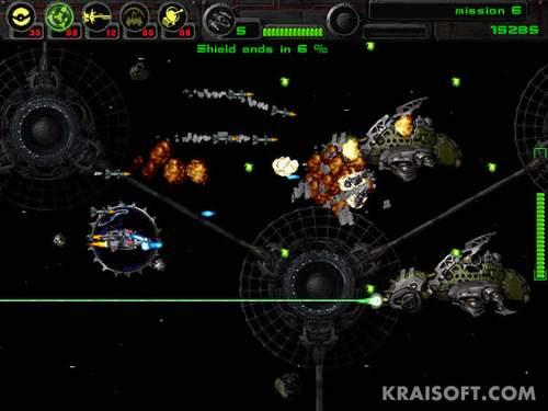 Capture d'écran Astrobatics