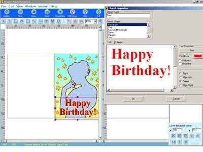 Capture d'écran Homemade Greeting Cards