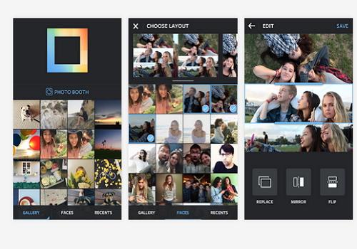 Capture d'écran Layout Android