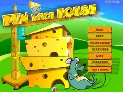 Capture d'écran Fun Mice House
