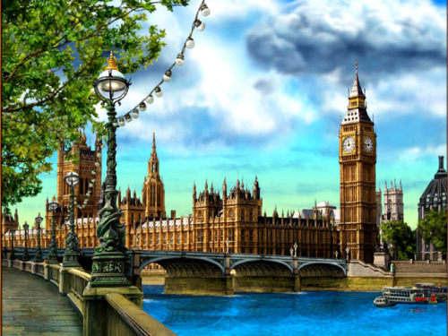 Capture d'écran Around the World: London