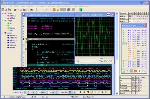 Capture d'écran DevPic87x
