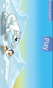 Capture d'écran Flying Penguin  best free game