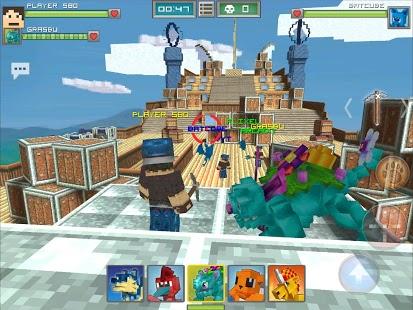 Capture d'écran Pixelmon Hunter