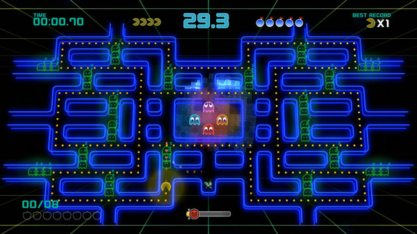 Capture d'écran PAC-MAN Championship Edition 2