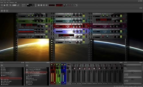 Capture d'écran V-Starter