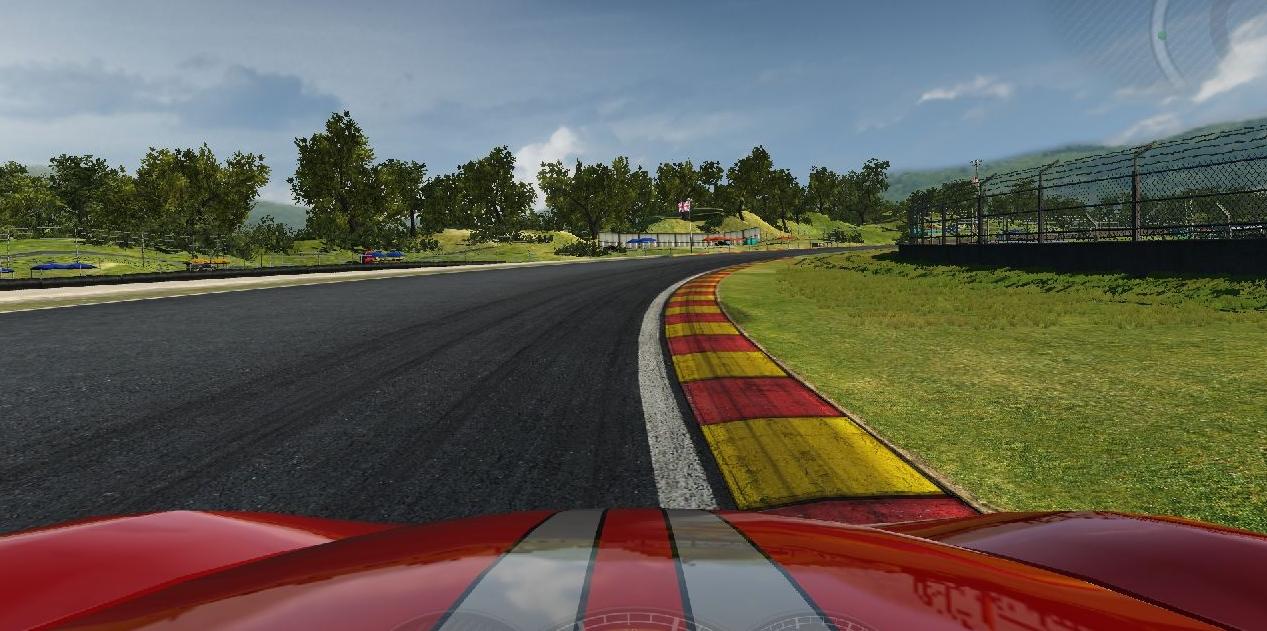 Capture d'écran Ferrari Virtual Race