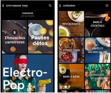 Capture d'écran Dojo – le meilleur de Paris et de Londres iOS