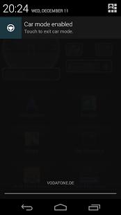 Capture d'écran IBOLT DockMode