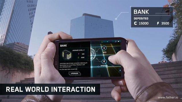 Capture d'écran Father.io Android