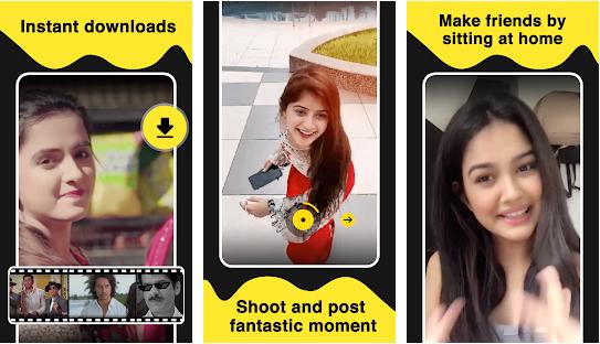 Capture d'écran SnackVidéo Android