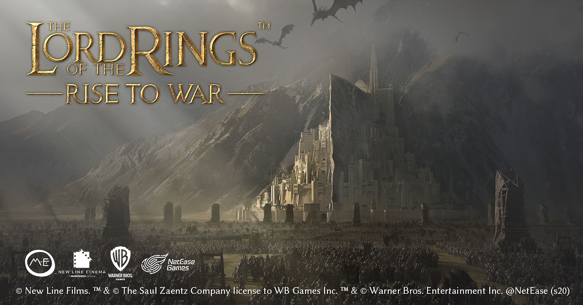 Capture d'écran Lord of the rings : Rise to war Android