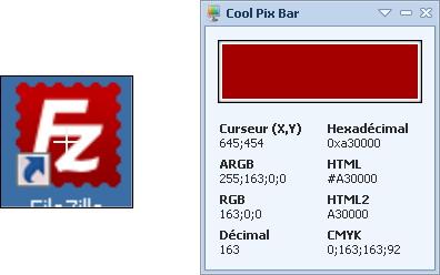 Capture d'écran Cool Pix Bar