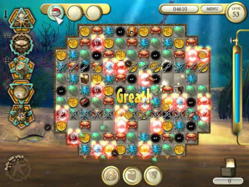 Capture d'écran Deep Blue Sea