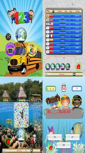 Capture d'écran Maths Bee Pour Enfants Gratuit