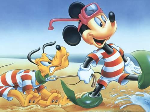 Capture d'écran Free Disney Screensaver