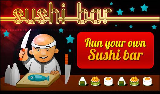 Capture d'écran Sushi Bar