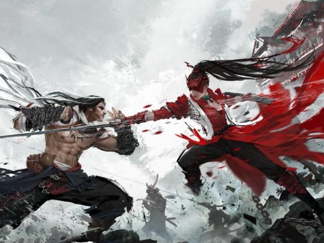 Capture d'écran Naraka : Bladepoint