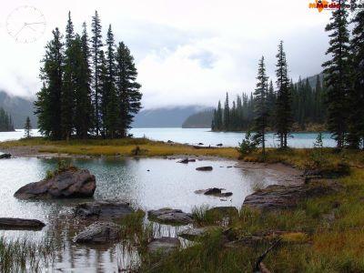 Capture d'écran Lake Scenery Screensaver